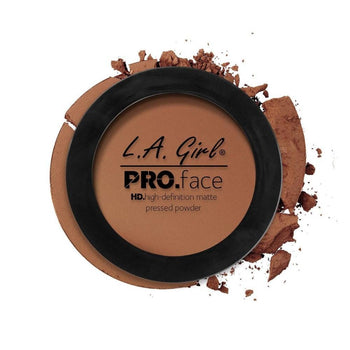 GPP615-L.A. Girl HD Pro Face Pressed Powder
