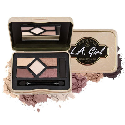 GES340-L.A. Girl Inspiring Eyeshadow Palette Day Dream Believer