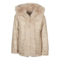 NC Fashion Mira Jackets Cherry Purple/Snow Top/White