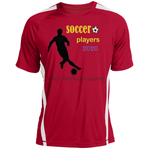 Soccer Players 2020 Quarantined , Seniors Quarantine Shirt , Class Of 2020