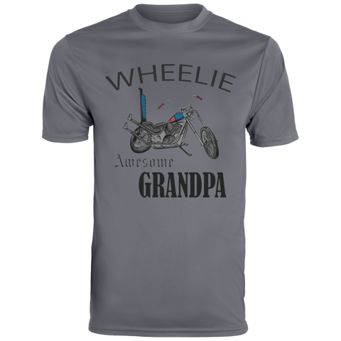 Image of Gift for Dad Gift for Grandpa Shirt Present Gift Idea Motorcycle T-shirt Men Pregnancy Announcement Pawpaw Papaw Grandfather Bike Biker Papa