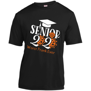 Original Seniors 2020 The One When They Were Quarantined Class of 2020 T-shirt or Hoodie