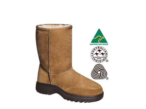 ALPINE CLASSIC SHORT boots. Made in Australia. FREE Worldwide Shipping.