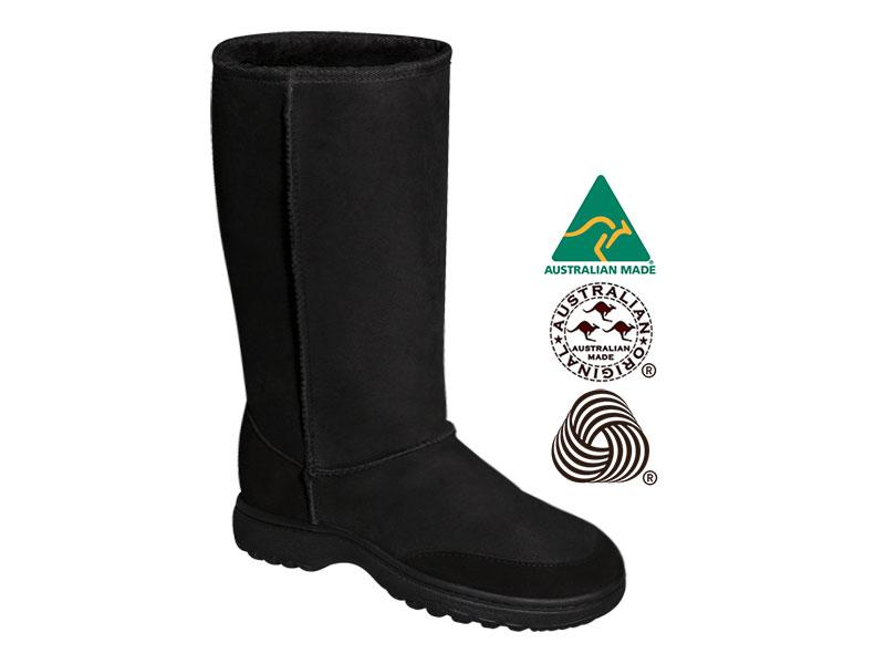 ALPINE CLASSIC TALL boots. Made in Australia. Free Shipping.