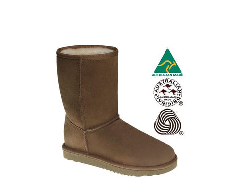 CLASSIC SHORT boots. Made in Australia. Free Shipping.