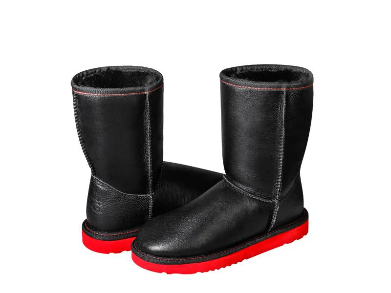 Nappa Short R&B ugg boots. Made in Australia. FREE Worldwide Shipping.