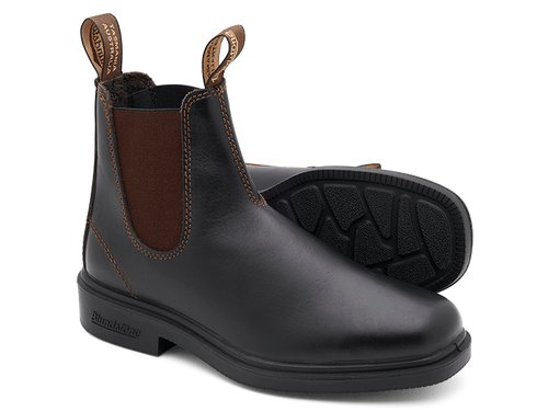BLUNDSTONE 659 Leather Boots Brown. FREE Worldwide Shipping.