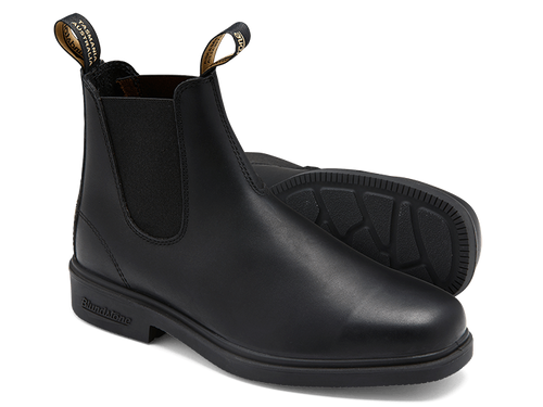 BLUNDSTONE 663 Leather Boots Black. FREE Worldwide Shipping.