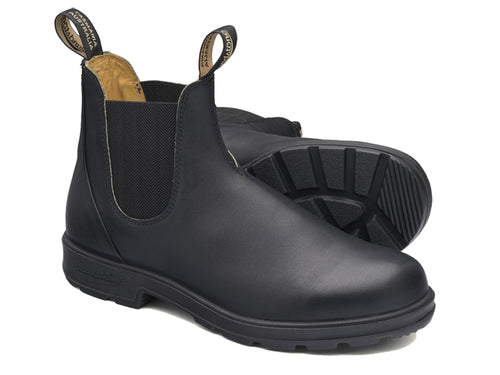 BLUNDSTONE 610 Leather Boots Black. FREE Worldwide Shipping.