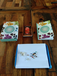 ART RETREAT GROUP CHAKRA GEM TAROT WORKSHOP (min 6 pax)