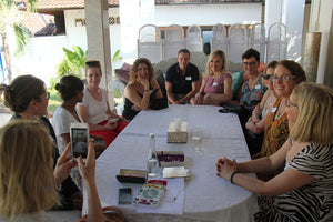 BIG GROUP RETREAT (MIN 6 PAX) CHAKRA HEALING GEMSTONE WORKSHOP