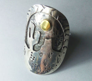 Full Day Ring or Pendant Workshop - 10am - 4pm Mon - Fri