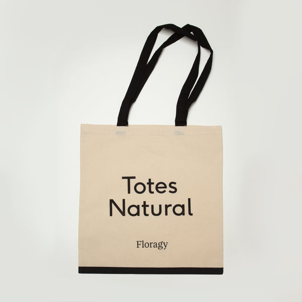 'Totes Natural' Cotton Bag