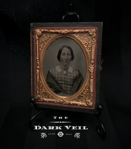 Civil War Era Ambrotype