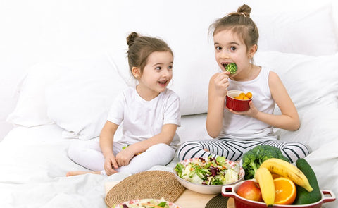 Top Foods Having High Content of Vitamins for Kids