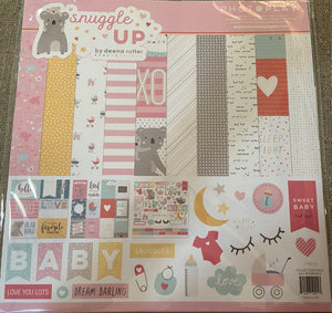 Photoplay Snuggle Up Girl Collection Kit