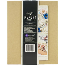 "Load image into Gallery viewer, Prima Memory Hardware Chipboard Album 8.5""X7""X3.25"""
