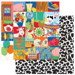 State Fair Double-Sided Cardstock 12