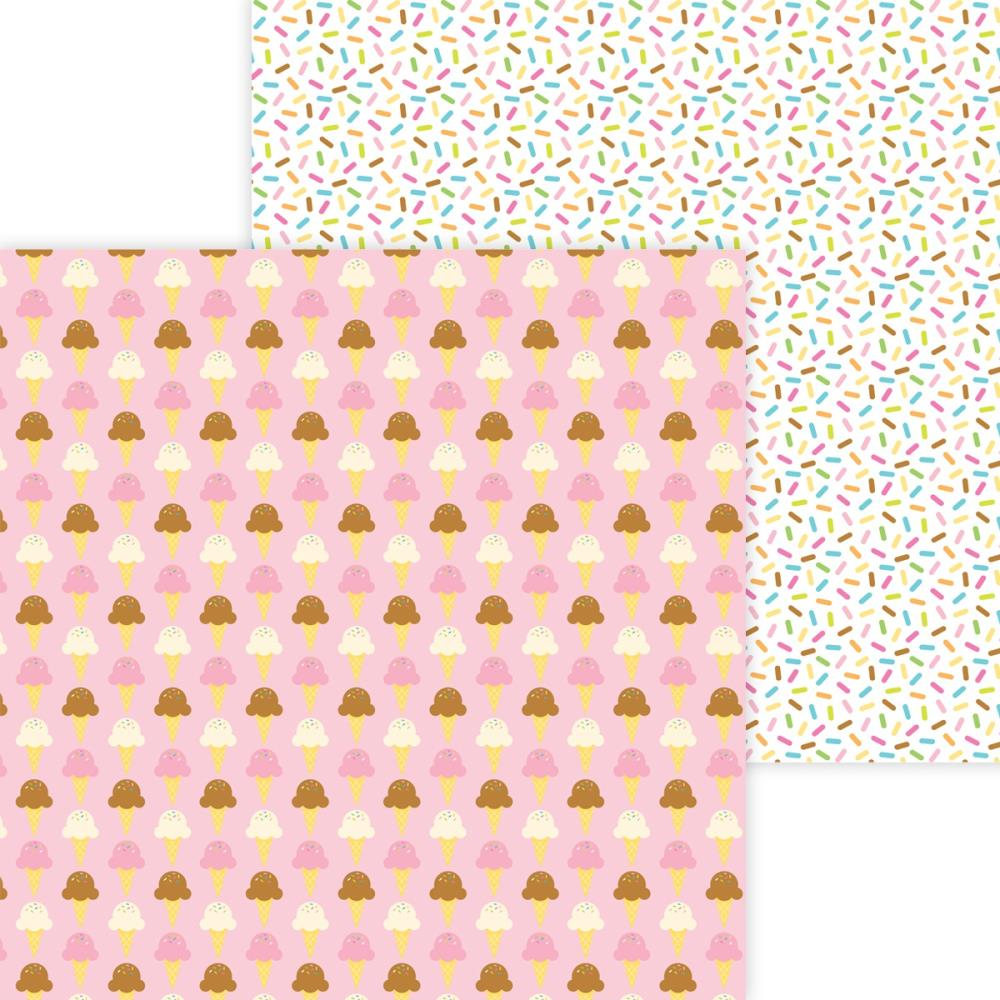 Hey Cupcake Double-Sided Cardstock 12