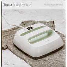 "Load image into Gallery viewer, Cricut EasyPress 2 9""X9"" Mint"