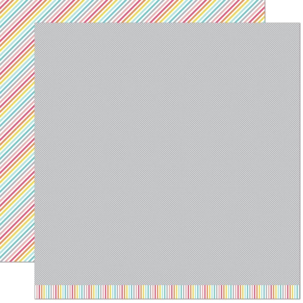 Lawn Fawn Hello Sunshine Double-Sided Cardstock 12