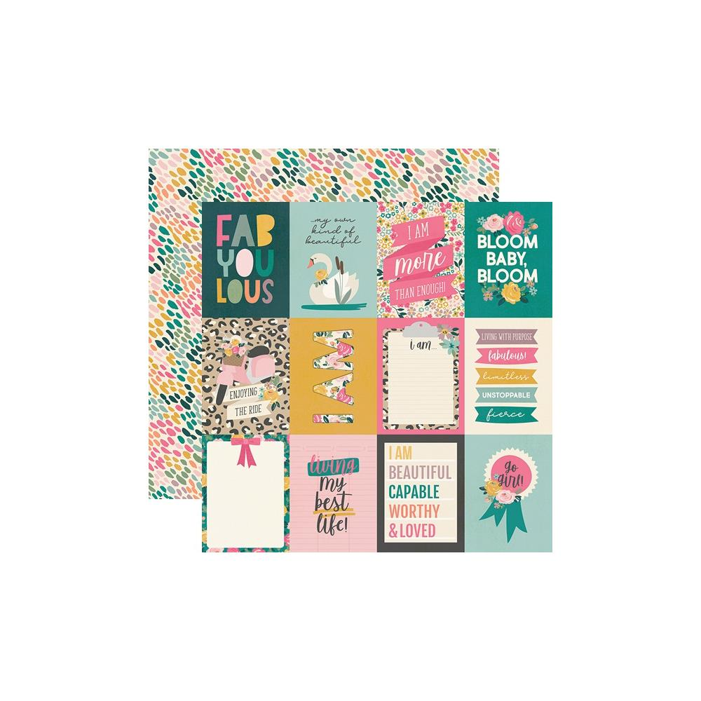 I Am Double-Sided Cardstock 12