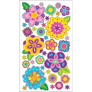 Sticko Stickers Blooming Color