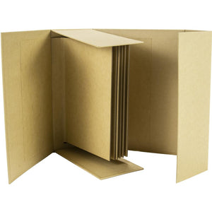 "Prima Memory Hardware Chipboard Album 8.5""X7""X3.25"""