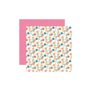 "Hip Hop Hooray Double-Sided Cardstock 12""X12"""