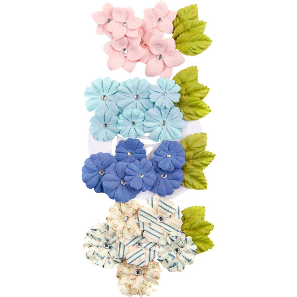 Prima Marketing Mulberry Paper Flowers