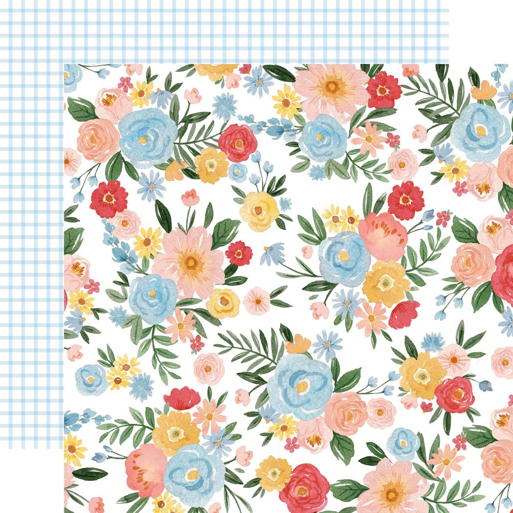 Summer Double-Sided Cardstock 12