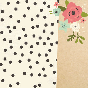 "Bloom Double-Sided Cardstock 12""X12"" Every Day Counts"