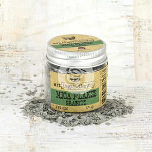 Finnabair Art Ingredients Mica Flakes 1oz