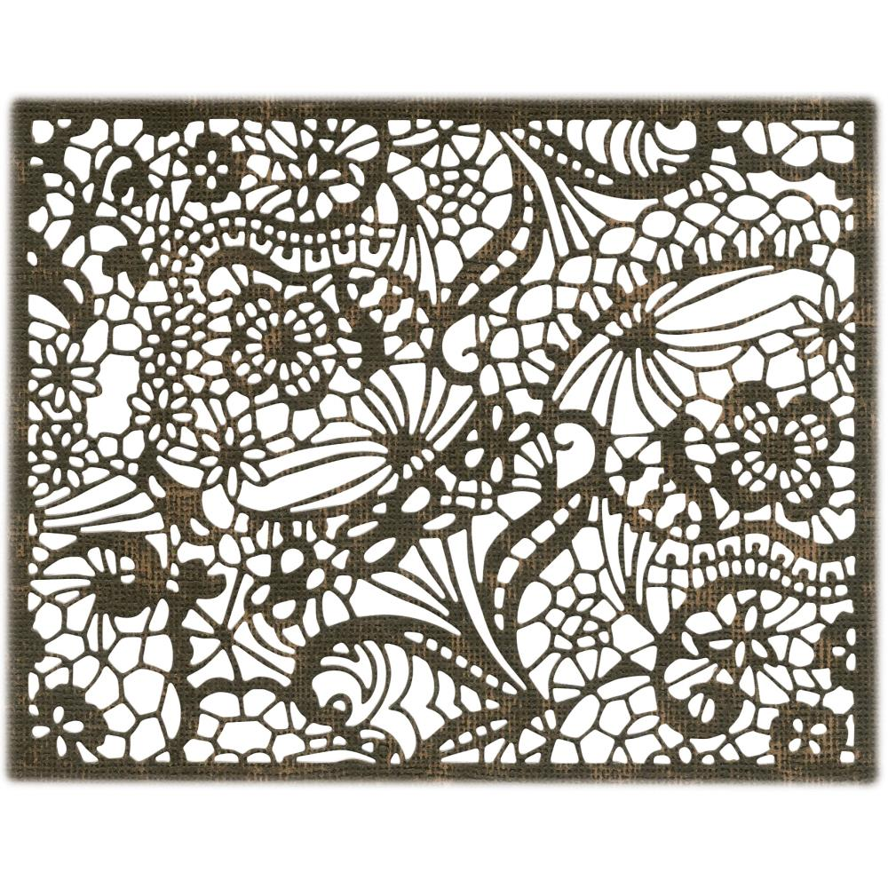 Sizzix Thinlits Die - Intricate Lace Item #664181