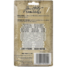 Load image into Gallery viewer, Idea-Ology Chipboard Quote Chips 47/Pkg Theories