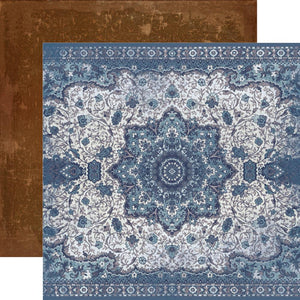"Grand Bazaar Double-Sided Cardstock 12""X12"" Persian Rug"