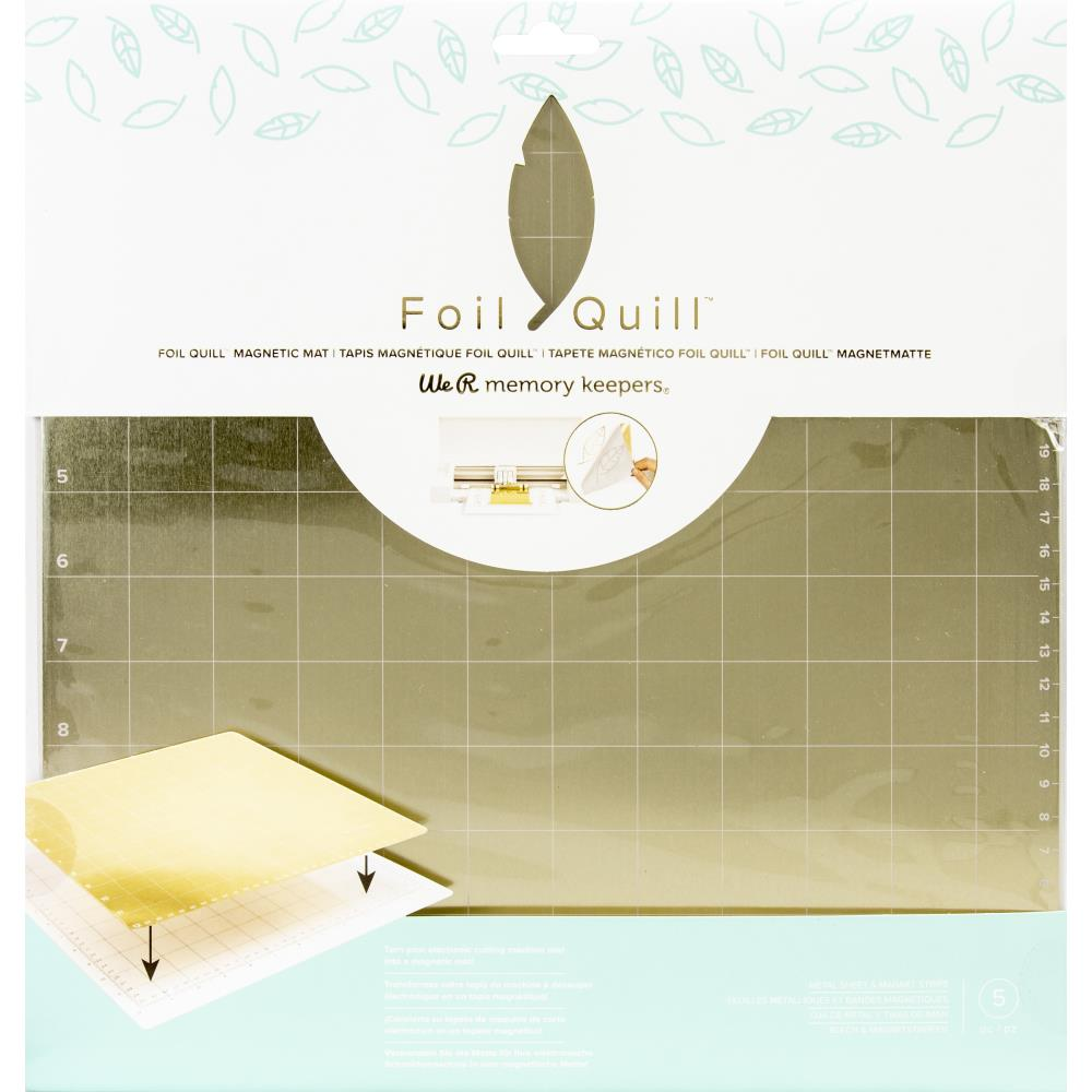 We R Memory Keepers Foil Quill Magnetic Mat 12