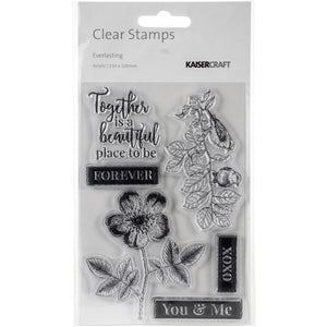 "Everlasting Clear Stamps 6""X4"""