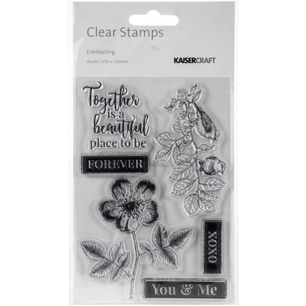 Everlasting Clear Stamps 6
