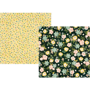 "Spring Farmhouse Double-Sided Cardstock 12""X12"" Live Simply"