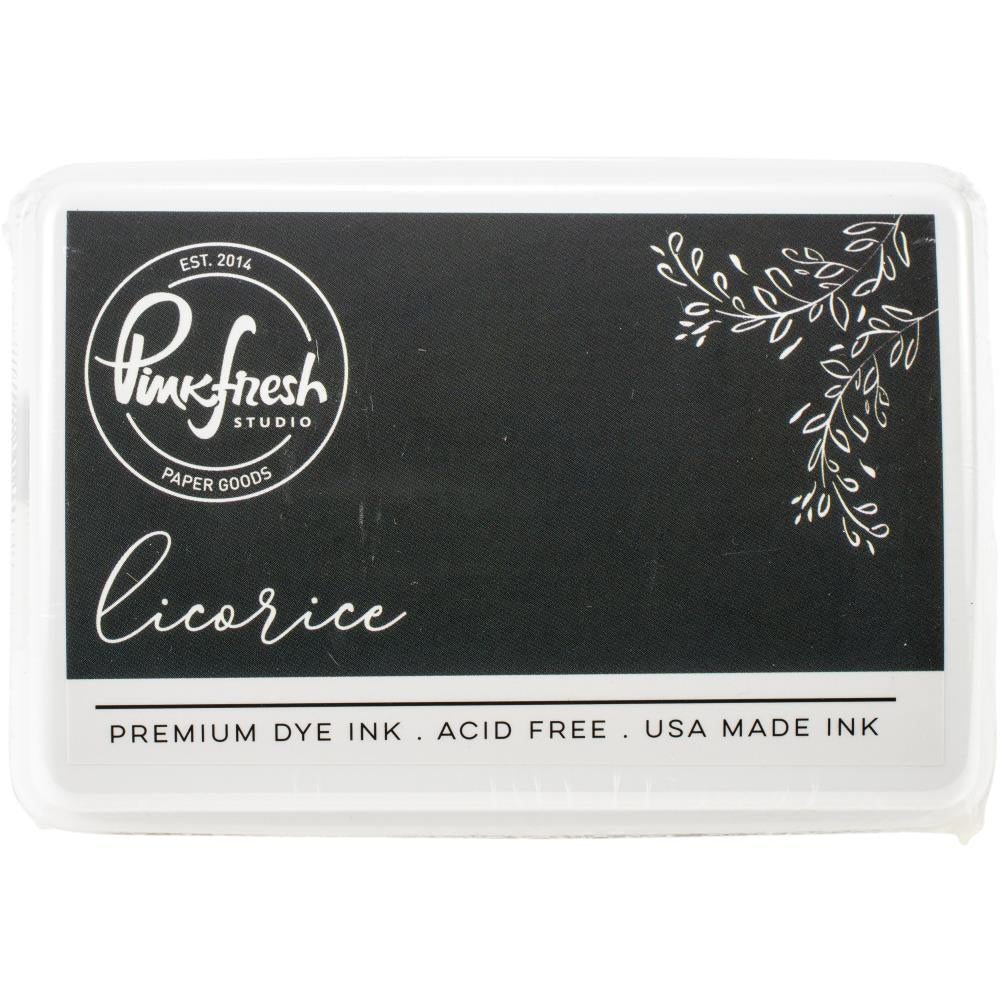 Pinkfresh Studio Premium Dye Ink Pad Licorice