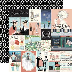 "En Vogue Double-Sided Cardstock 12""X12"""