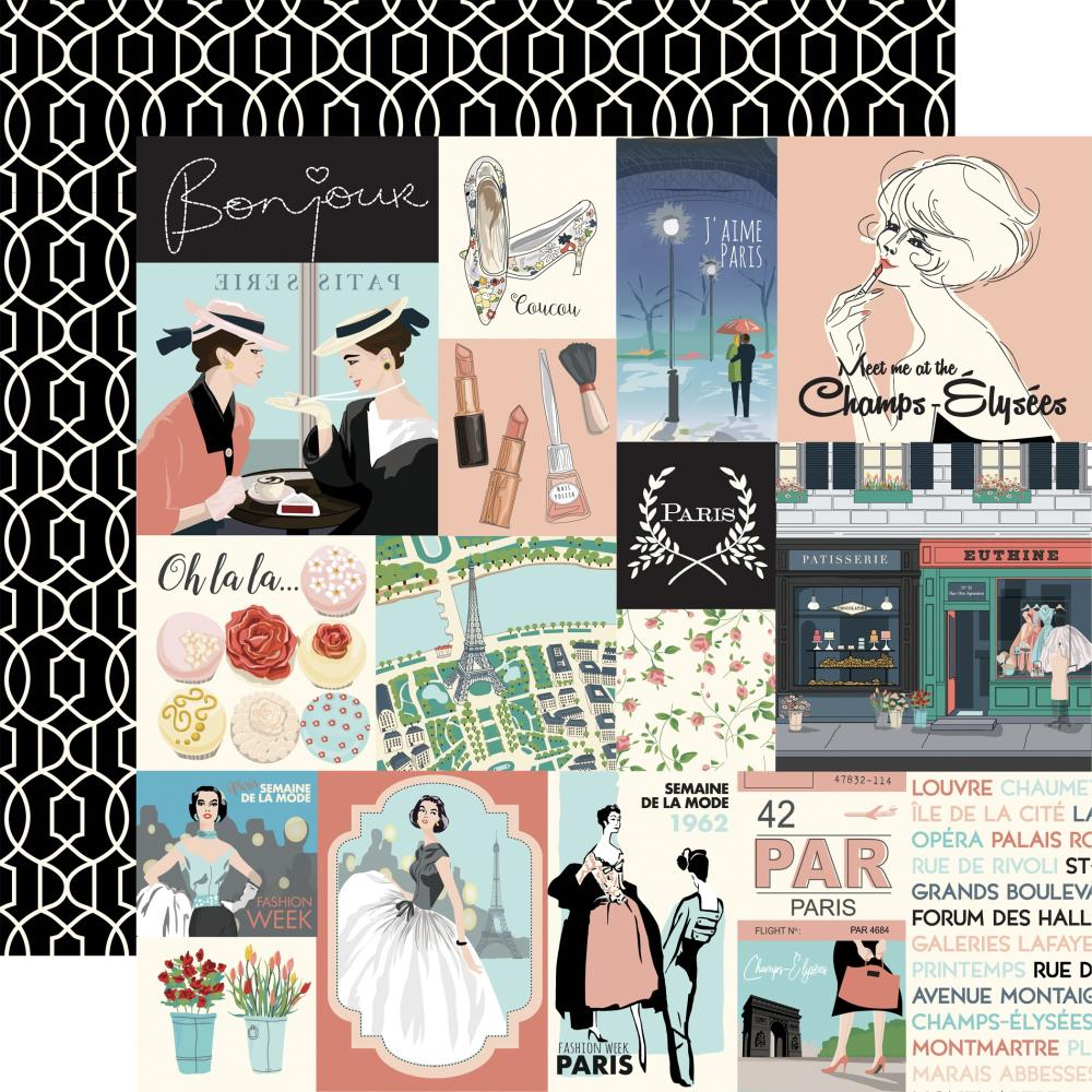 En Vogue Double-Sided Cardstock 12