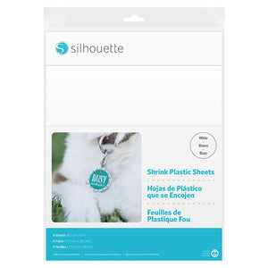 SHRINK PLASTIC - WHITE