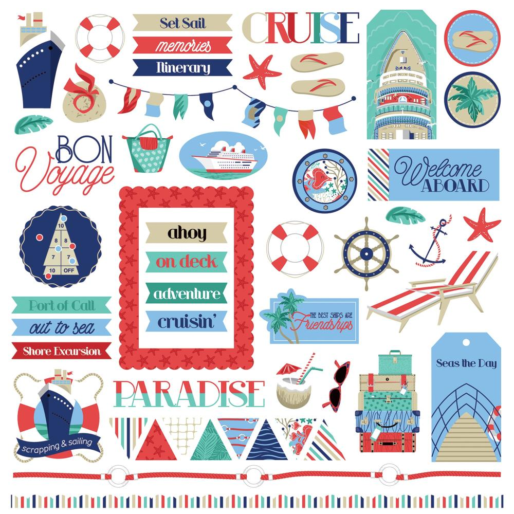 Set Sail Stickers 12
