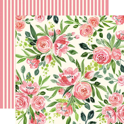 Botanical Garden Double-Sided Cardstock 12