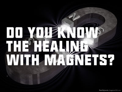 Do you know The Healing with Magnets?