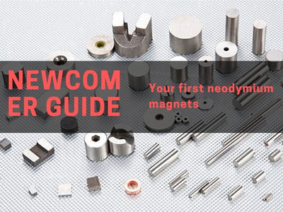 Newcomer Guide: Your first neodymium magnets