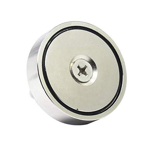 N52 Strong Fishing Neodymium Magnets 60mm| Pull Force :200KG - MAGANETSHUB
