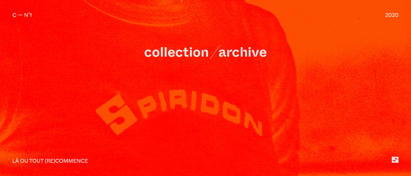 spiridon collection historique archive vintage course à pied running vetement sport